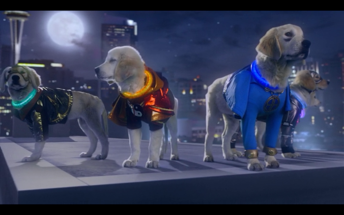 Super Buddies (2013) (Golden Retrievers)