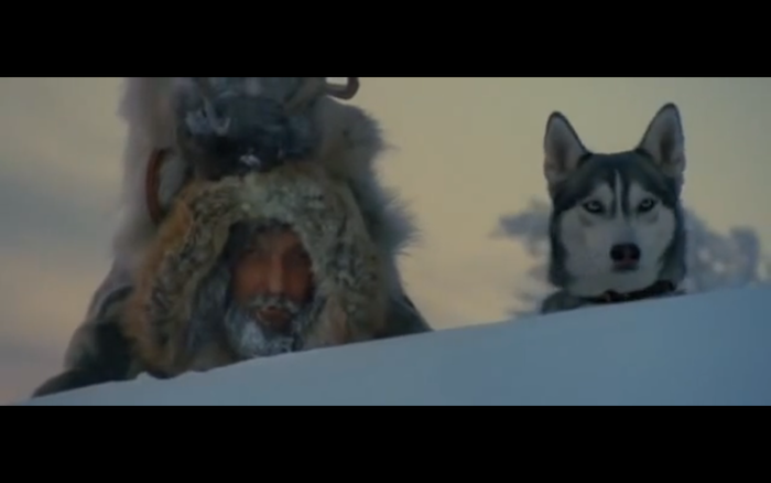 The Last Trapper (2004) (Siberian Husky)
