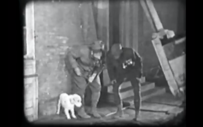 Behind the Front (1926) (mixed breed)