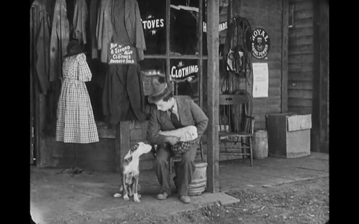 Go West (1925) (mixed breed)